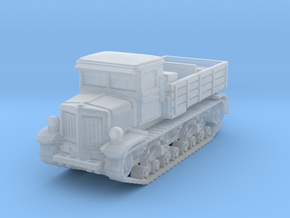 Voroshilovets tractor 1/285 in Smooth Fine Detail Plastic
