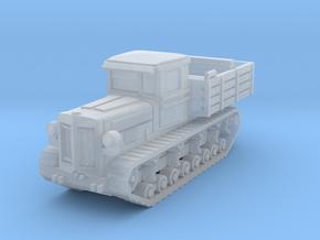 Komintern tractor 1/285 in Smooth Fine Detail Plastic