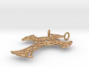 Corad Custom in Natural Bronze