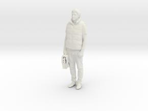 Printle C Homme 514 - 1/32 - wob in White Natural Versatile Plastic