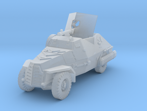 Marmon Herrington mk2 (20mm gun) 1/220 in Smooth Fine Detail Plastic