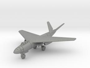 (1:200) Arado Ar Projekt II w/ V-tail (Gear down) in Gray PA12