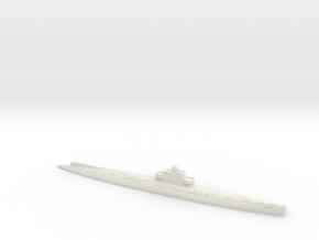 Sjolejonet 1/700 in White Natural Versatile Plastic