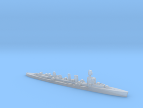 ORP Conrad formally HMS Danae 1:3000 WW2 cruiser in Smoothest Fine Detail Plastic