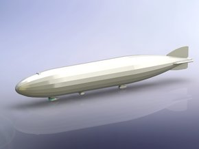 German Zeppelin L42 (LZ91) 1/1250 in Smooth Fine Detail Plastic