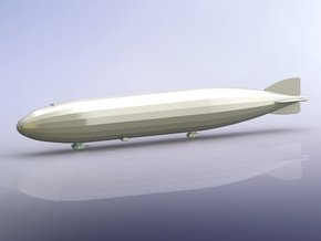German Zeppelin L48 (LZ95) 1/1250 in Smooth Fine Detail Plastic