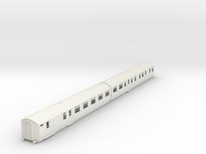 b-100-lner-br-coronation-twin-rest-3rd-brake in White Natural Versatile Plastic