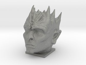 Night King - Game of Thrones - White Walker Bust in Gray PA12