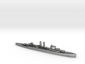 HMS Surrey 1:2400 WW2 proposed cruiser in Natural Silver