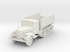 Ford V3000 Maultier early 1/100 in White Natural Versatile Plastic