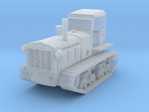 STZ 3 Tractor (late) 1/200 in Smooth Fine Detail Plastic