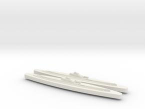 O-19 x2 1/1800 in White Natural Versatile Plastic