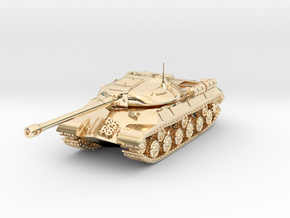 Tank - IS-3 / Object 703 - size L in 14K Yellow Gold