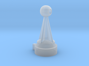 1/1000 Planetary Sensor Array/Delfector Mod reimag in Smoothest Fine Detail Plastic