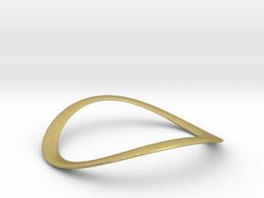 ONDA CLASSIC GOLD Orna in Natural Brass