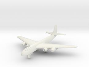 (1:144) Arado E 560 (Gear down) in White Natural Versatile Plastic