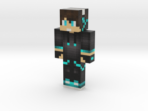 Sydney2 | Minecraft toy in Natural Full Color Sandstone