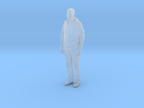 Printle C Homme 508 - 1/50 - wob in Smooth Fine Detail Plastic