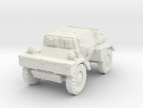 Daimler Dingo mk1 (closed) 1/120 in White Natural Versatile Plastic