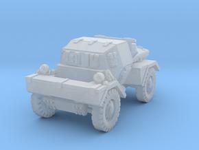 Daimler Dingo mk1 (closed) 1/285 in Smooth Fine Detail Plastic