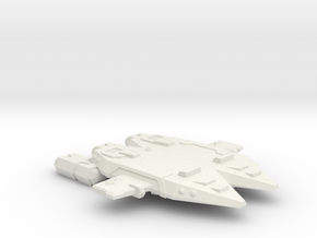 3125 Scale Orion Double Raider Cruiser CVN in White Natural Versatile Plastic