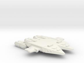3125 Scale Orion Double Raider Cruiser CVN in White Natural Versatile Plastic