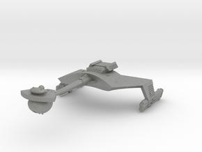 3788 Scale Klingon D7B Battlecruiser WEM in Gray PA12