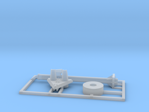 BG00-015-00 Warnblinkanlage Set in Smooth Fine Detail Plastic