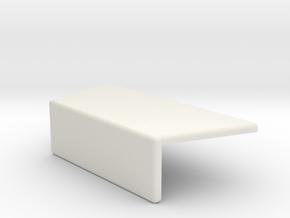 Star Trek TOS Phaser 2 Pt2 in White Natural Versatile Plastic
