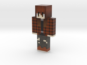 resyme | Minecraft toy in Natural Full Color Sandstone