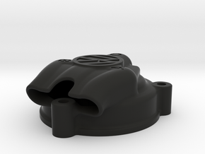 Tamiya Sand Scorcher SRB Brushless Motor Mount in Black Natural Versatile Plastic