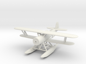 1/144 Fokker C.XI-w in White Natural Versatile Plastic