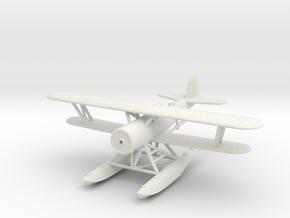 1/144 Fokker C.XI-w in White Natural Versatile Plastic