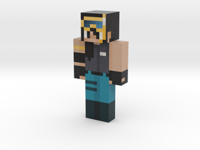 GrimH | Minecraft toy in Natural Full Color Sandstone