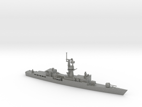 1/1250 Scale Knox Class Frigate with CIWS in Gray PA12