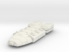 Manticore2 in White Natural Versatile Plastic