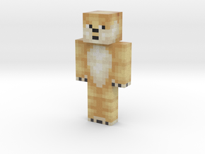 MACHINE | Minecraft toy in Natural Full Color Sandstone