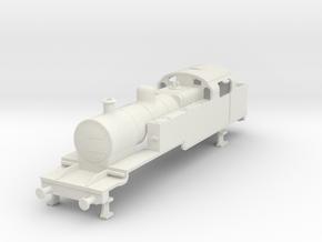 b-76-lms-fowler-2-6-2t-loco in White Natural Versatile Plastic