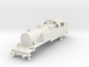 b-100-lms-fowler-2-6-2t-loco-late in White Natural Versatile Plastic