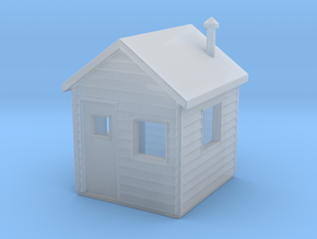 Crossing Shanty - N Scale in Smooth Fine Detail Plastic