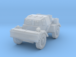 Daimler Dingo mk2 (closed) 1/144 in Smooth Fine Detail Plastic