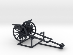 1/48 IJA Type 41 75mm Mountain Gun in Black PA12