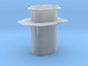 1/600 DKM Graf Spee funnel in Smooth Fine Detail Plastic