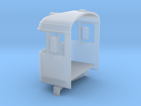 Cabina Bl 2252 in Smooth Fine Detail Plastic