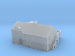 house medium1 1/400 in Smoothest Fine Detail Plastic