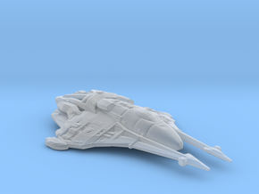 Dha'beviin BF-811 Hrafn-Class Mandalorian frigate  in Smooth Fine Detail Plastic