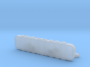 1/87 Light Bars for SUV/Pickup in Smooth Fine Detail Plastic