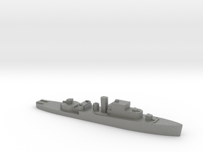 HMS Grimsby 1:3000 WW2 escort sloop in Gray PA12