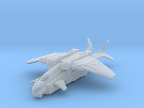 Hawk Dropship in Smooth Fine Detail Plastic
