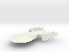 Ark Royal Class in White Natural Versatile Plastic